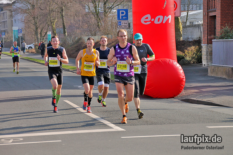 Paderborner Osterlauf - 21km 2016 - 1