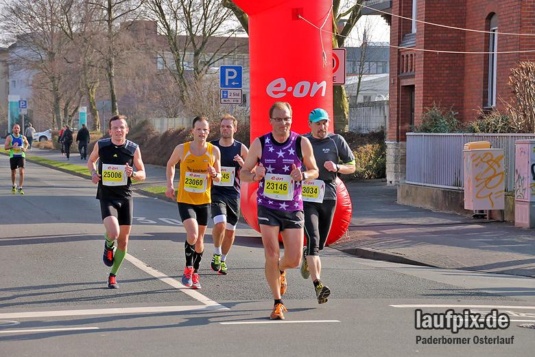 Paderborner Osterlauf - 21km 2016 - 2