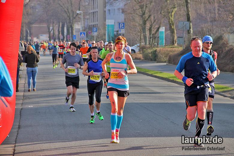 Paderborner Osterlauf - 21km 2016 - 92