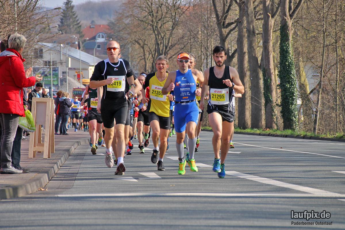 Paderborner Osterlauf - 21km 2016 - 28