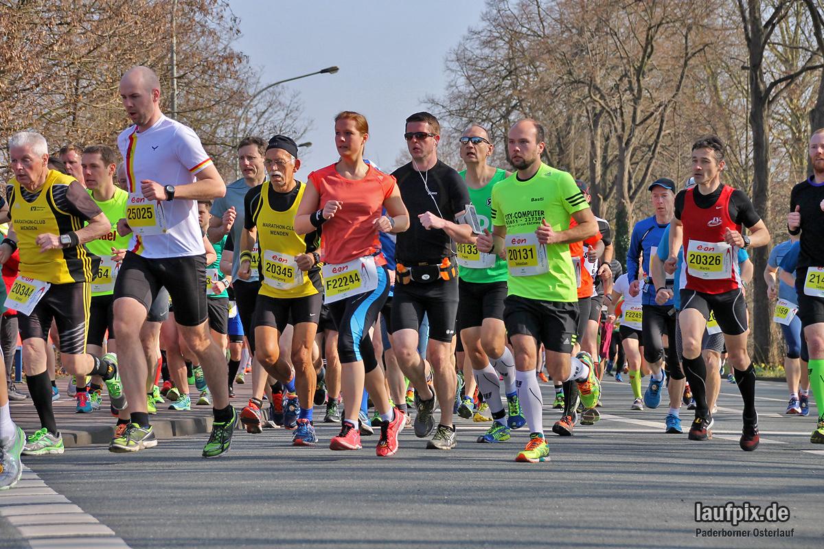 Paderborner Osterlauf - 21km 2016 - 133