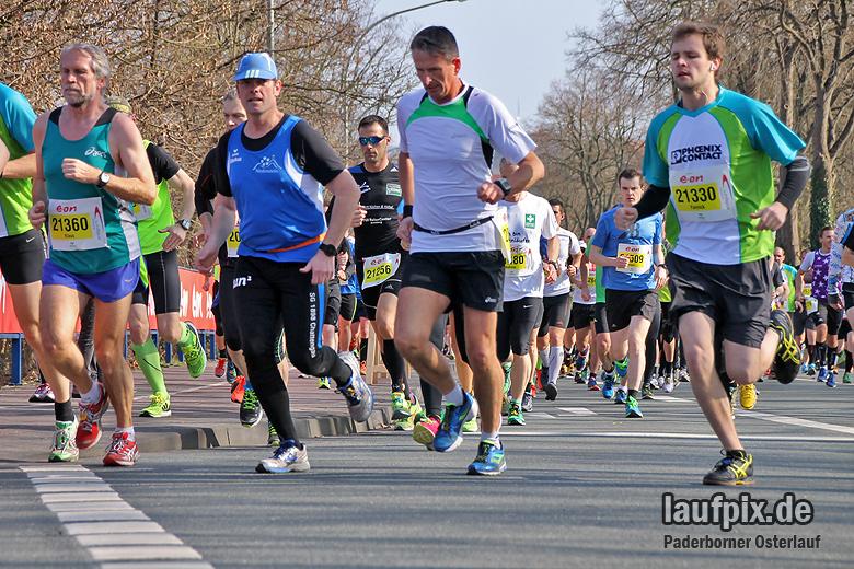 Paderborner Osterlauf - 21km 2016 - 118