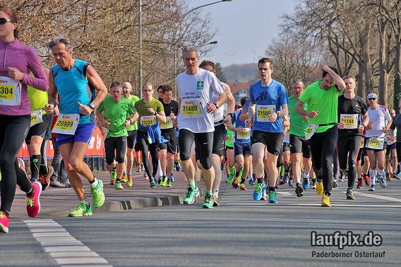 Paderborner Osterlauf - 21km 2016 - 120