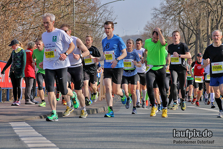 Paderborner Osterlauf - 21km 2016 - 121