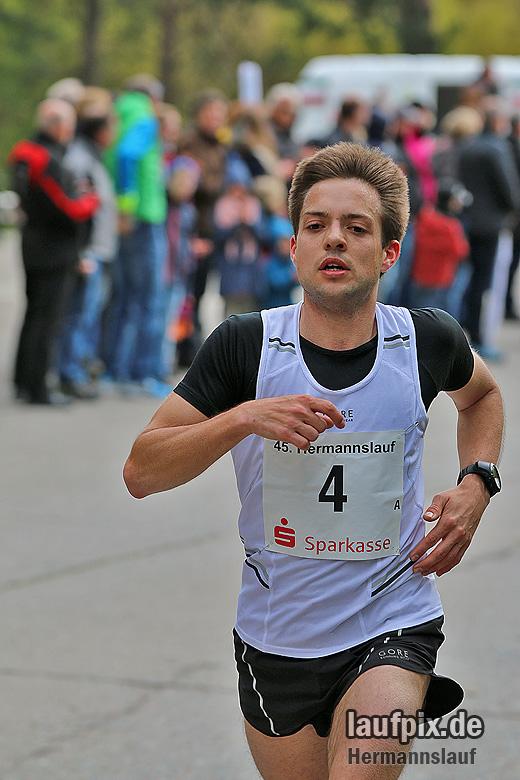 Hermannslauf 2016 - 2