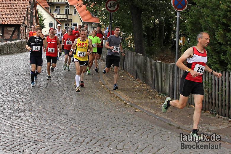 Brockenlauf 26km Start 2016 - 47