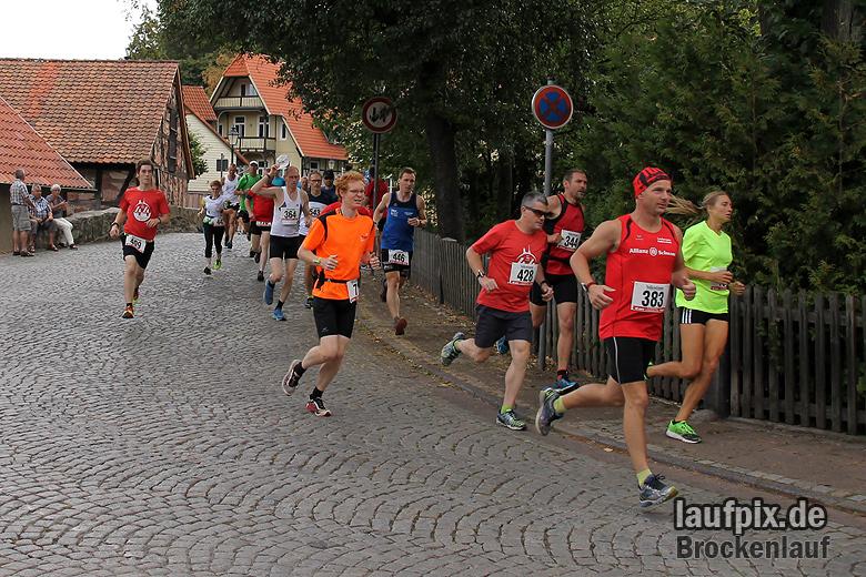 Brockenlauf 26km Start 2016 - 52
