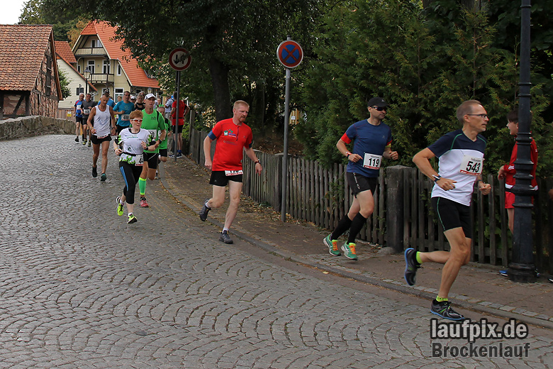 Brockenlauf 26km Start 2016 - 60