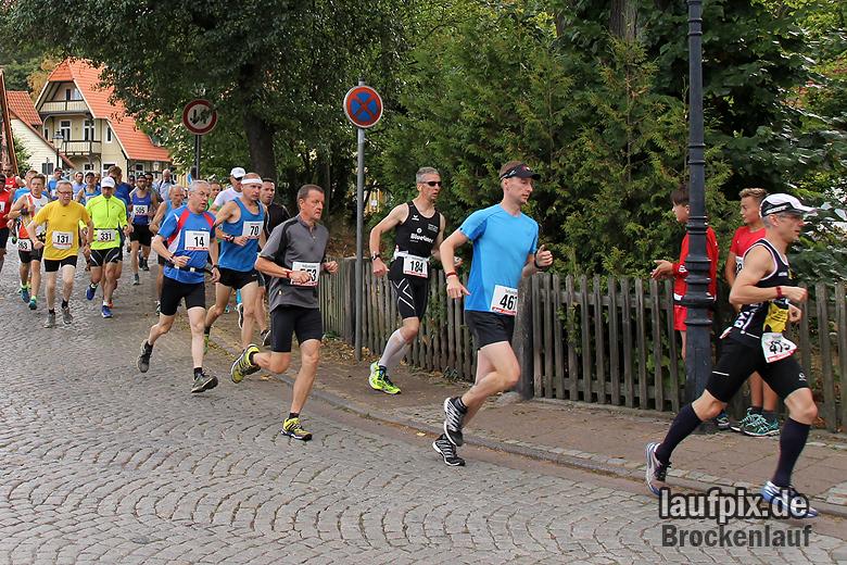 Brockenlauf 26km Start 2016 - 72