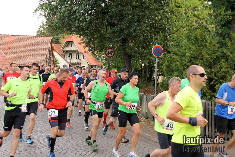Brockenlauf 26km Start 2016 - 204