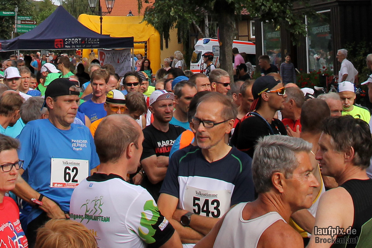 Brockenlauf 26km Start 2016 Foto (12)