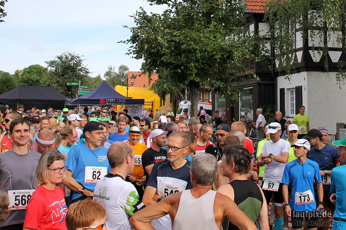 Brockenlauf 26km Start 2016 Foto (13)