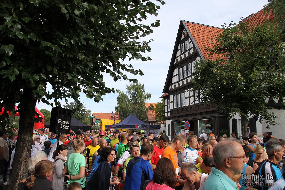 Brockenlauf 26km Start 2016 Foto (14)