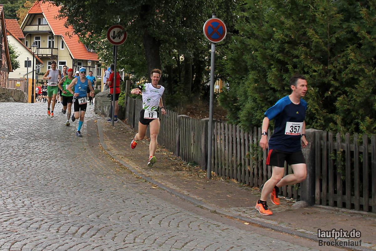 Brockenlauf 26km Start 2016 - 31