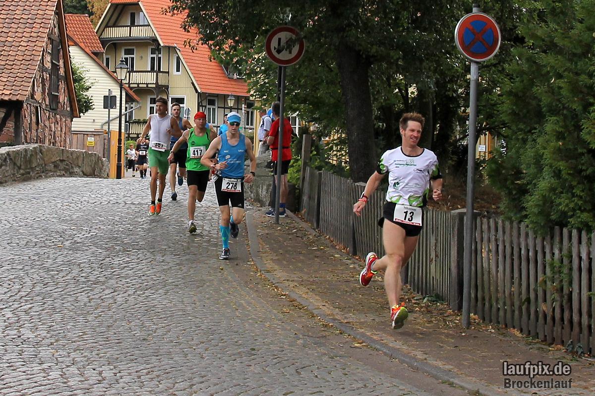 Brockenlauf 26km Start 2016 - 32