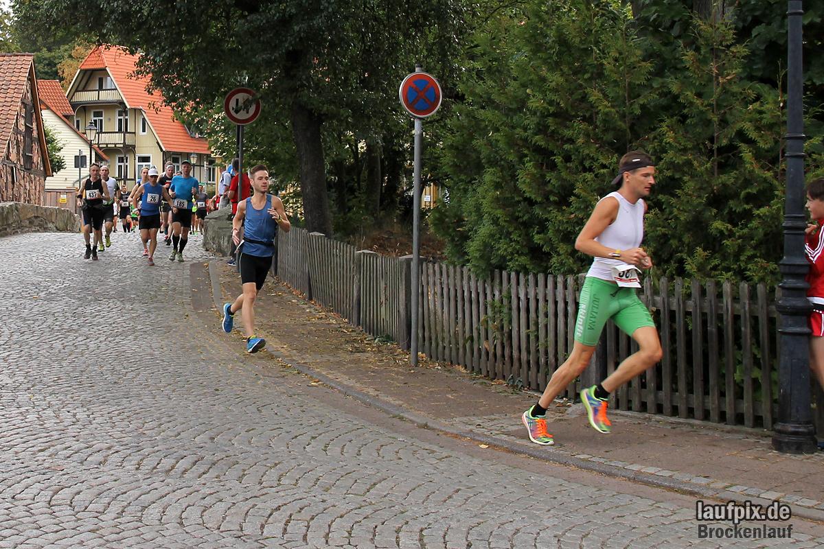 Brockenlauf 26km Start 2016 - 37