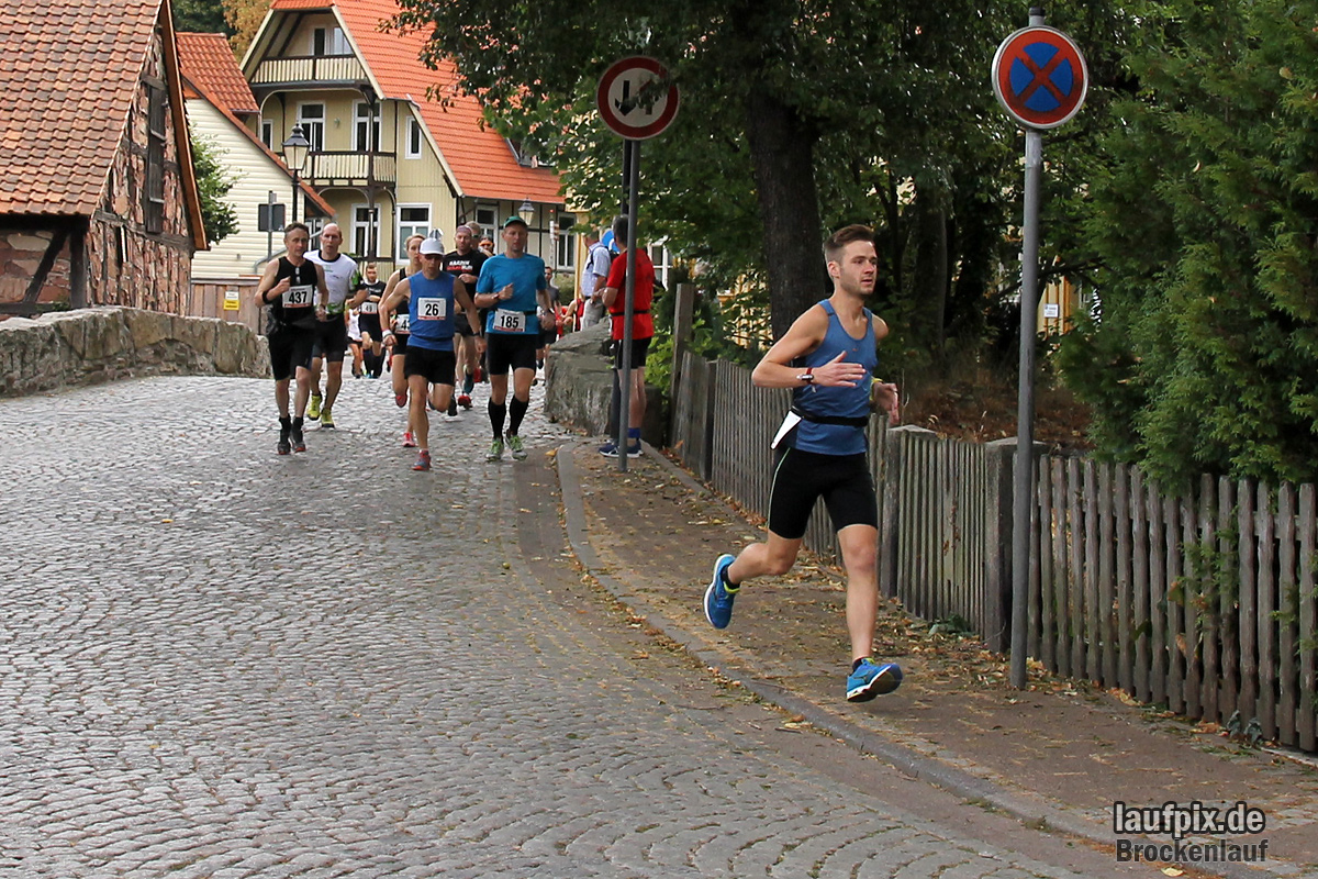 Brockenlauf 26km Start 2016 - 38