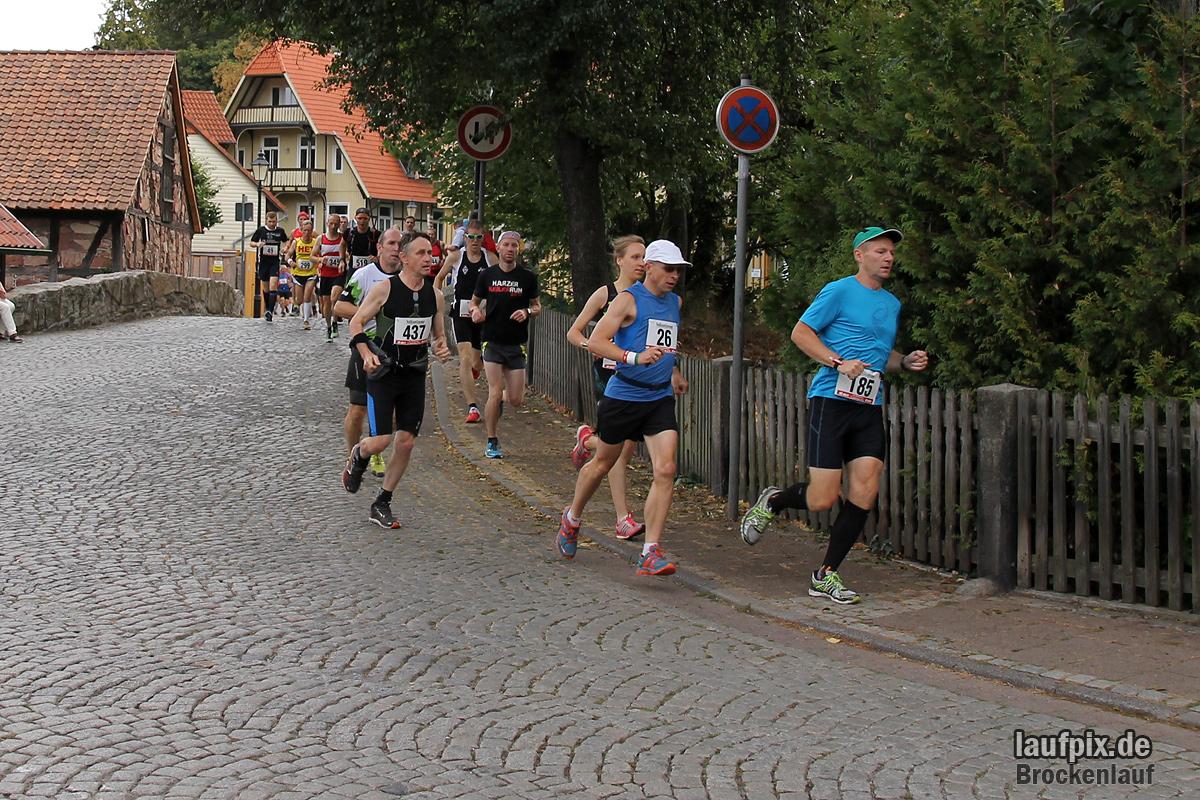 Brockenlauf 26km Start 2016 Foto (41)