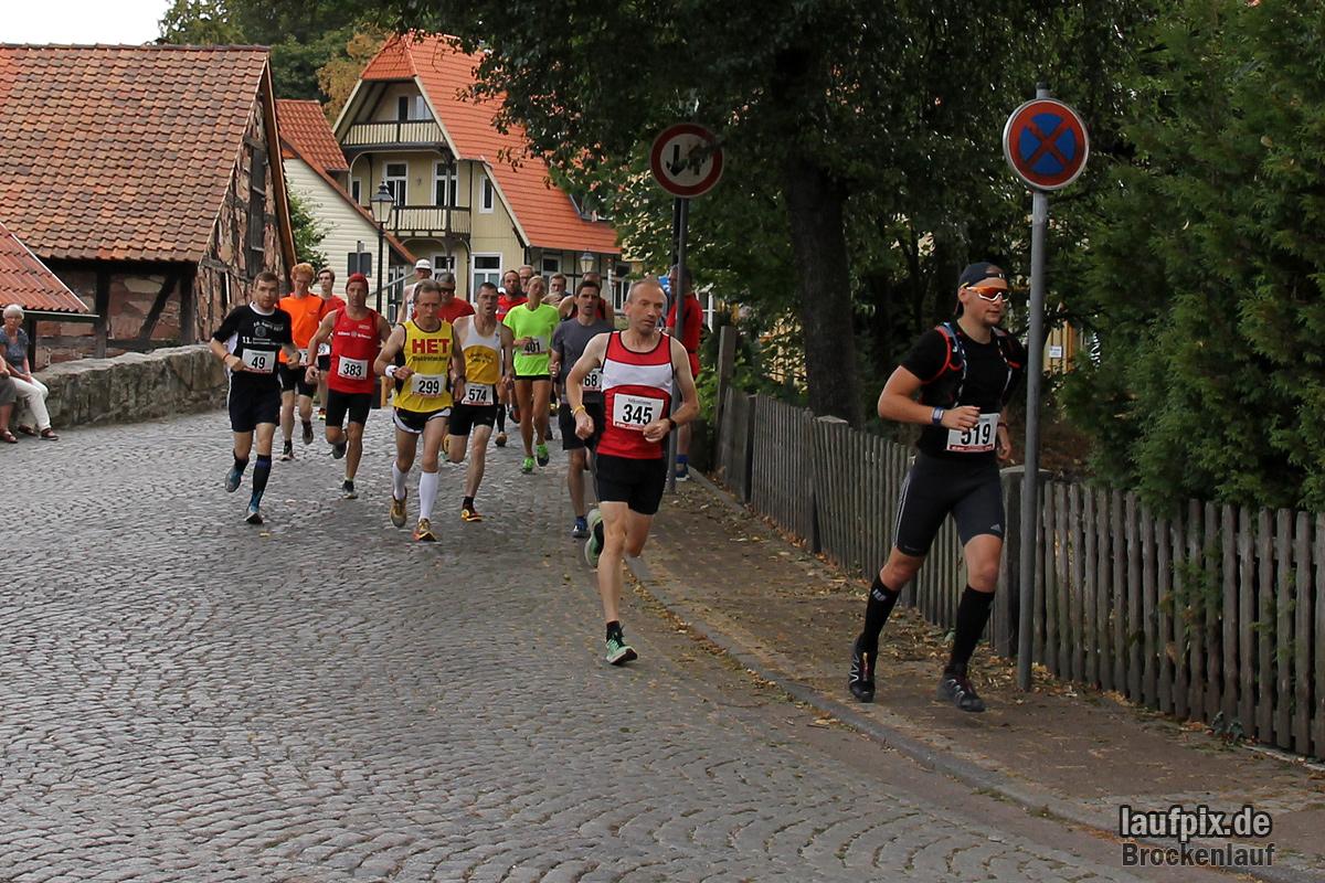 Brockenlauf 26km Start 2016 - 44