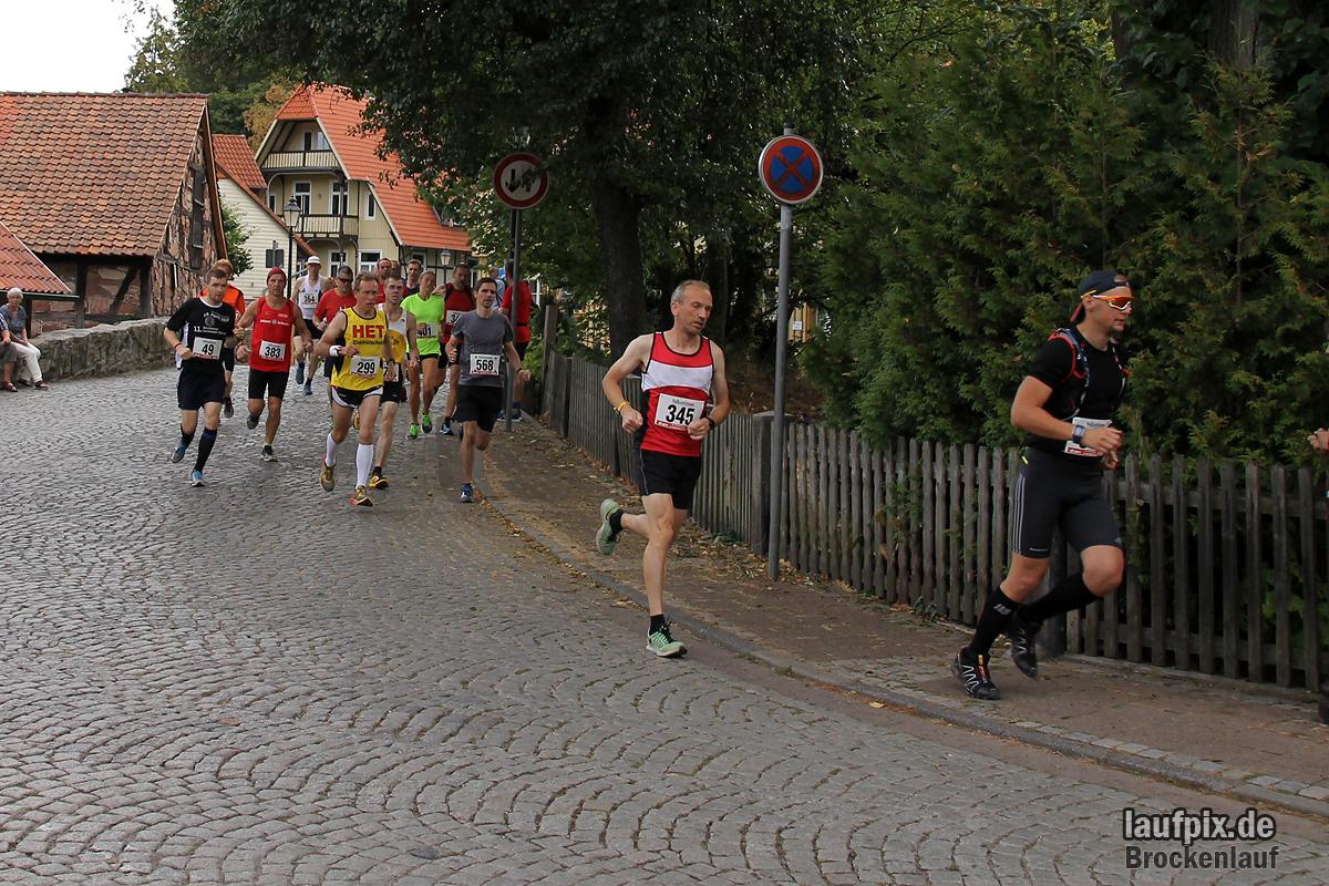 Brockenlauf 26km Start 2016 Foto (46)