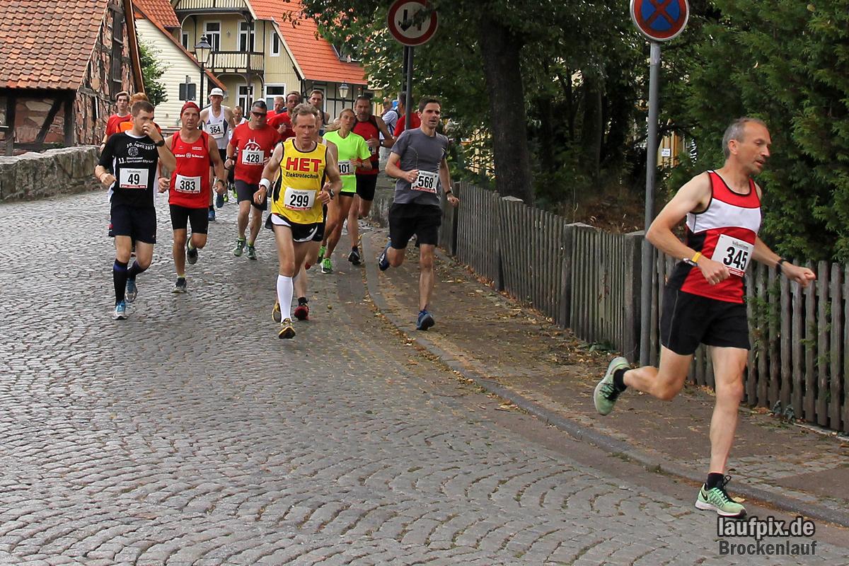 Brockenlauf 26km Start 2016 Foto (47)