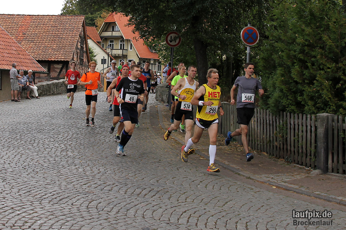 Brockenlauf 26km Start 2016 Foto (50)
