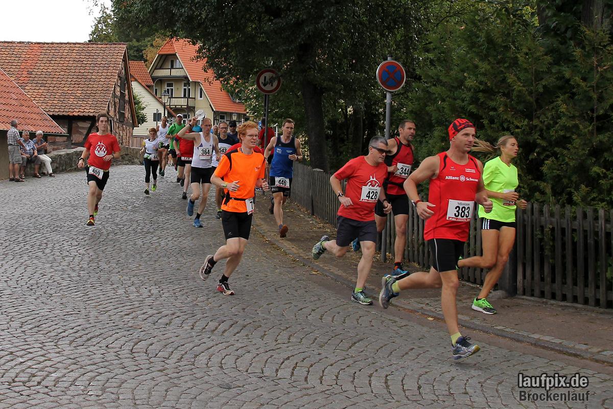 Brockenlauf 26km Start 2016 Foto (52)