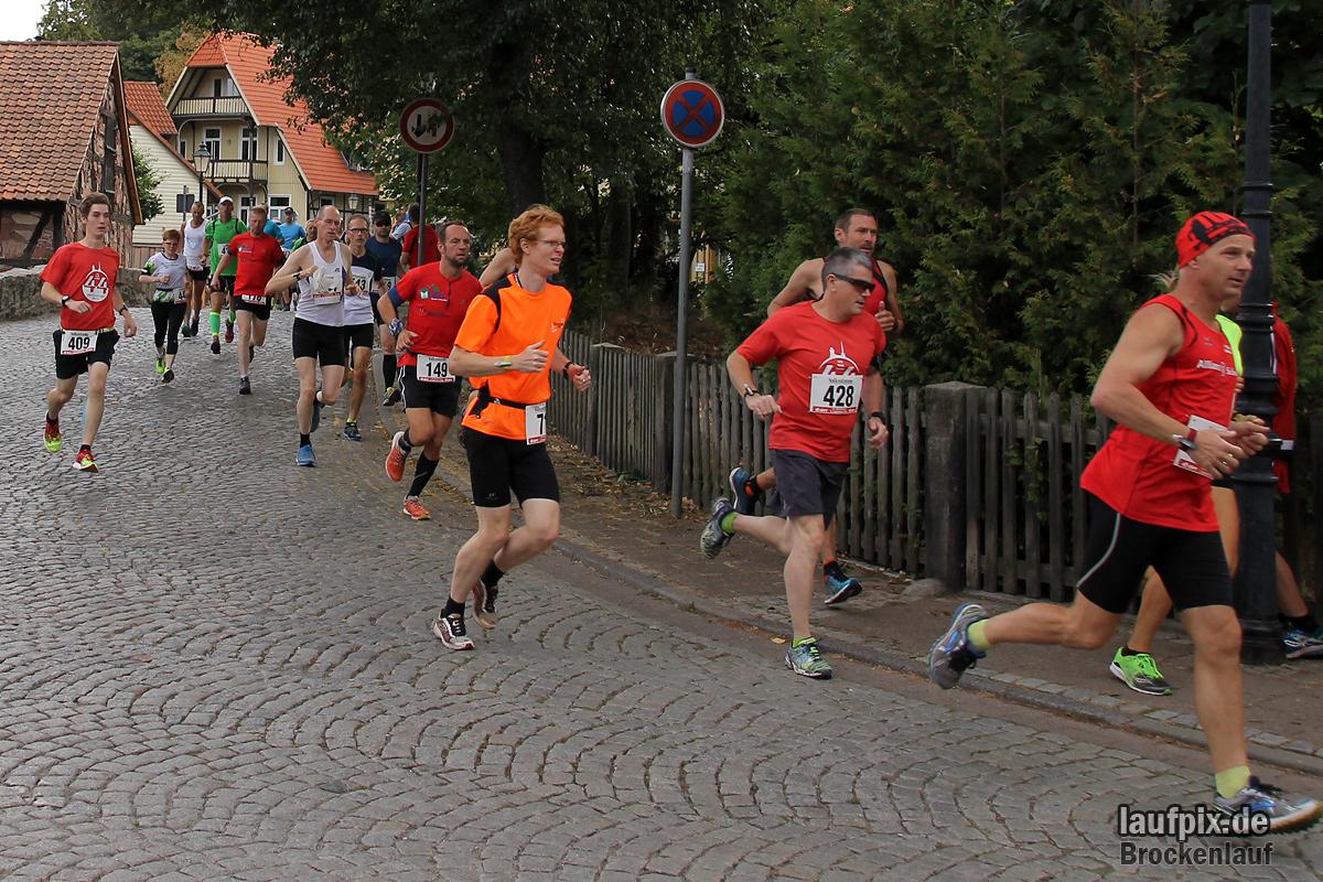 Brockenlauf 26km Start 2016 Foto (53)