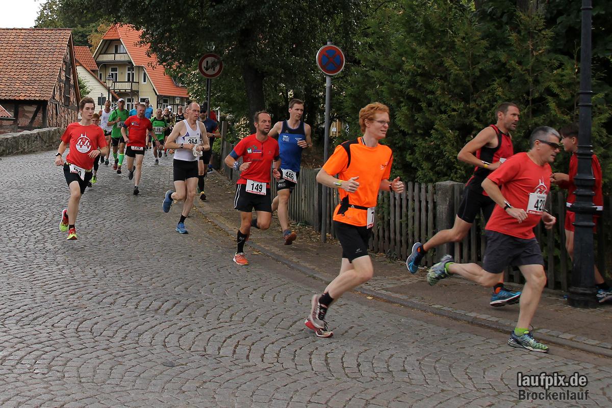 Brockenlauf 26km Start 2016 Foto (54)