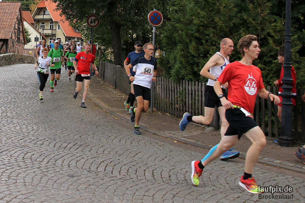Brockenlauf 26km Start 2016 - 58