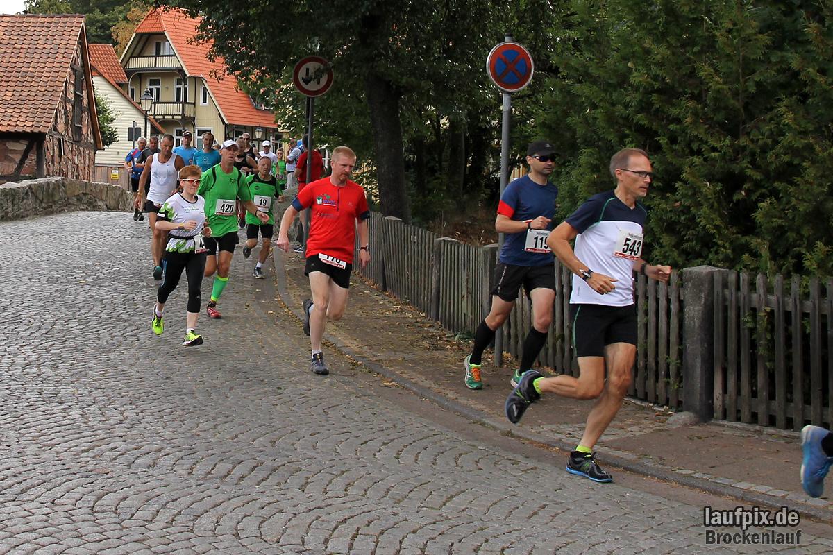Brockenlauf 26km Start 2016 - 59