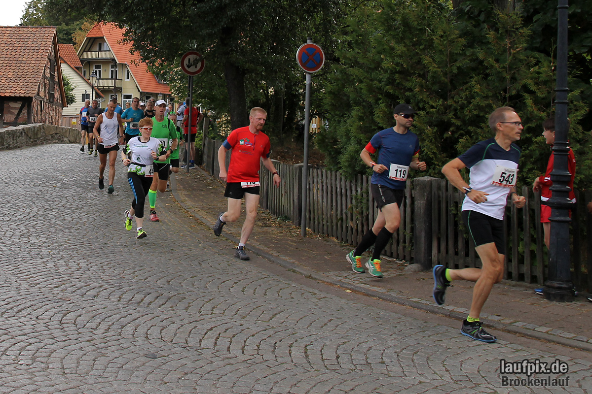 Brockenlauf 26km Start 2016 Foto (60)