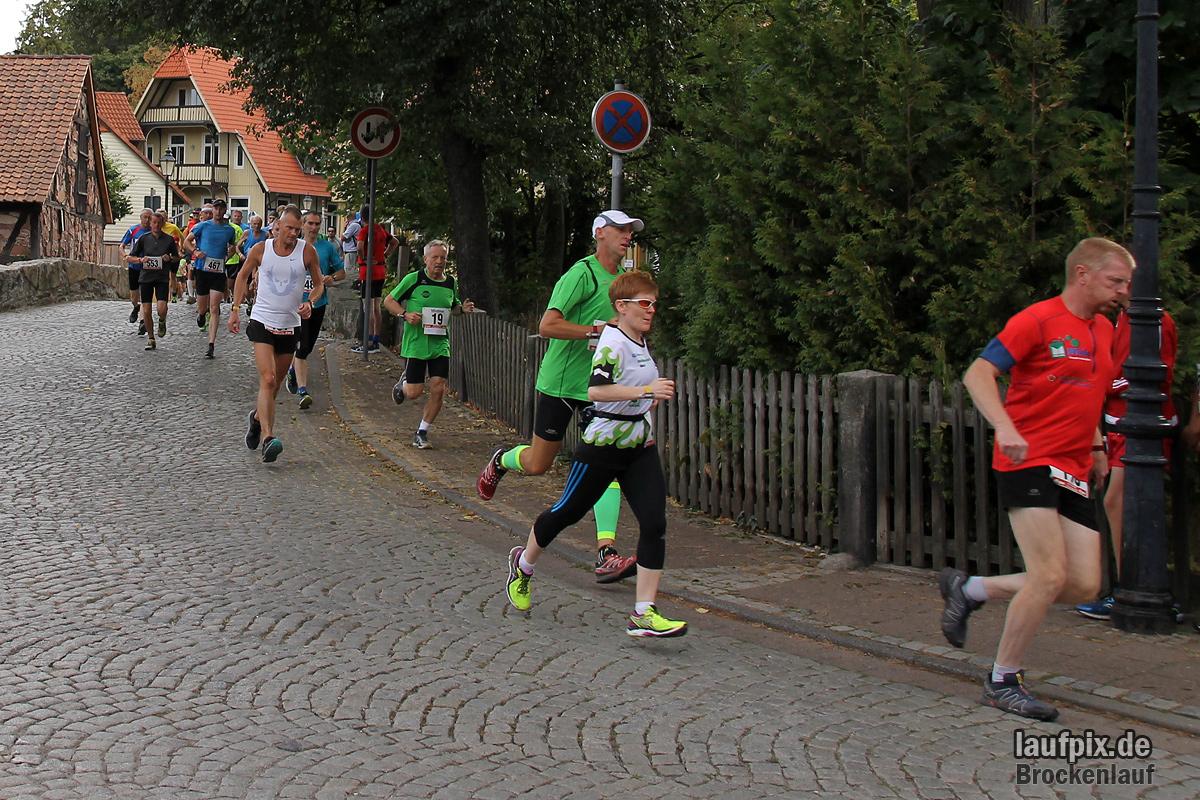 Brockenlauf 26km Start 2016 - 63