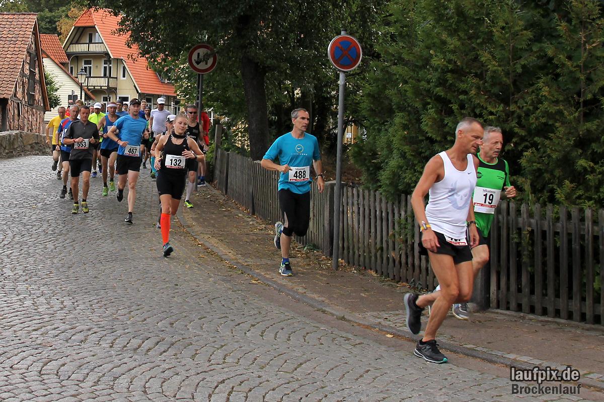 Brockenlauf 26km Start 2016 - 65