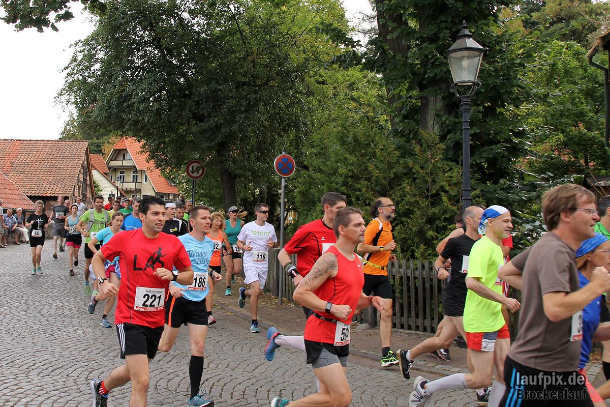 Brockenlauf 26km Start 2016 - 119