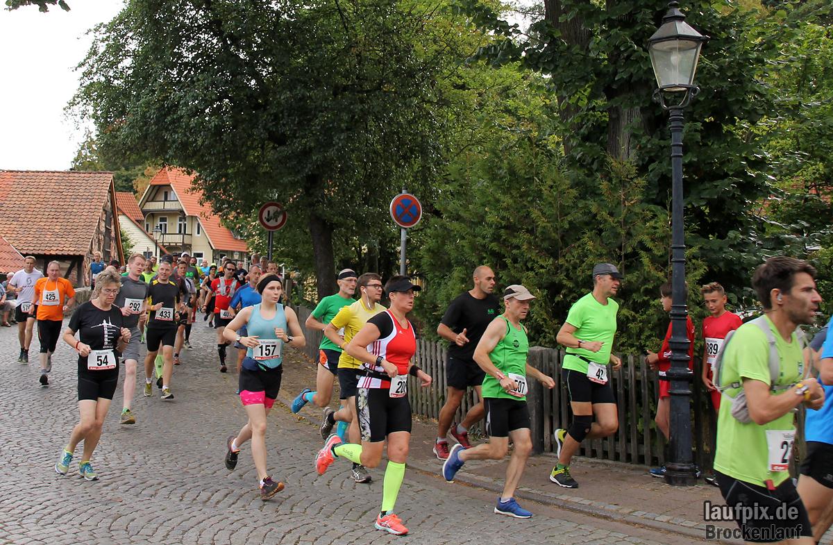 Brockenlauf 26km Start 2016 - 125