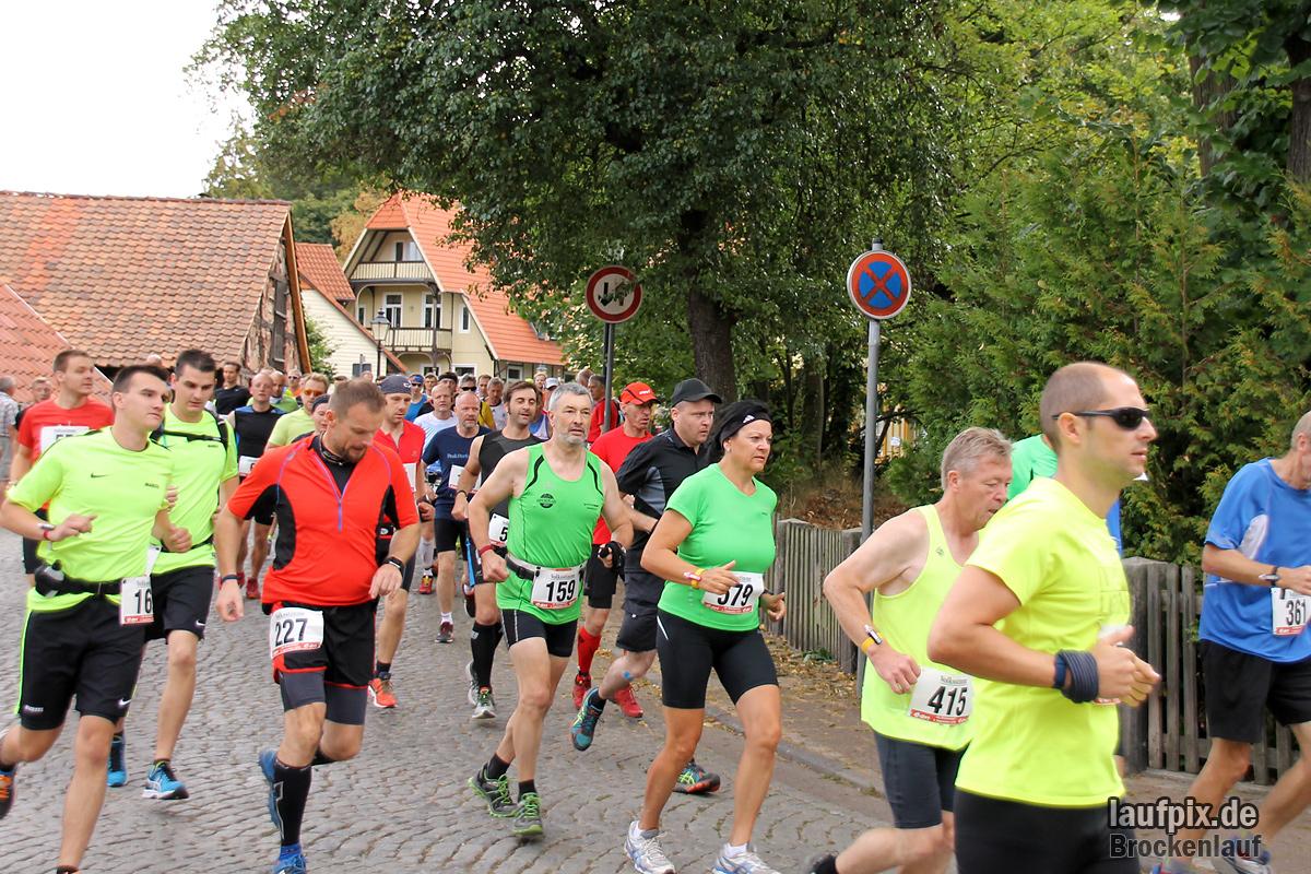 Brockenlauf 26km Start 2016 Foto (204)