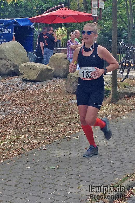 Brockenlauf 26km Ziel 2016 - 21