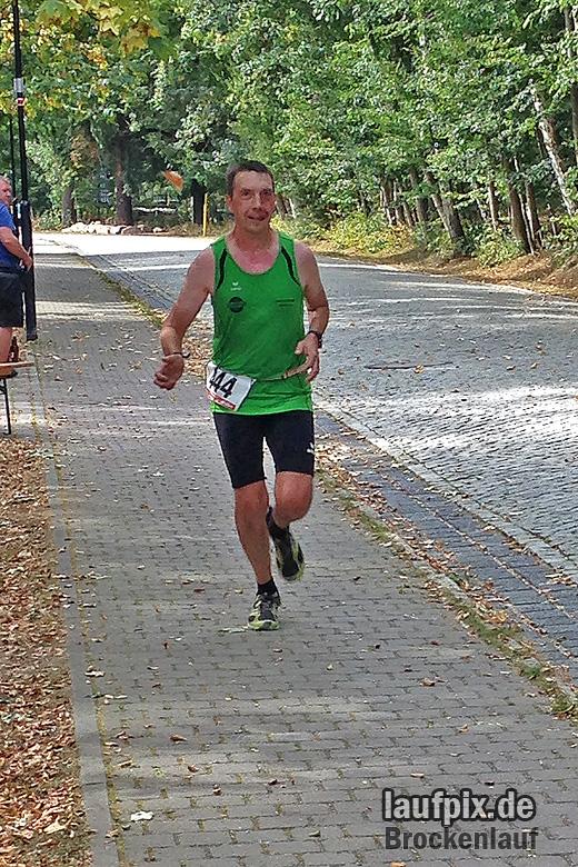 Brockenlauf 26km Ziel 2016 - 24
