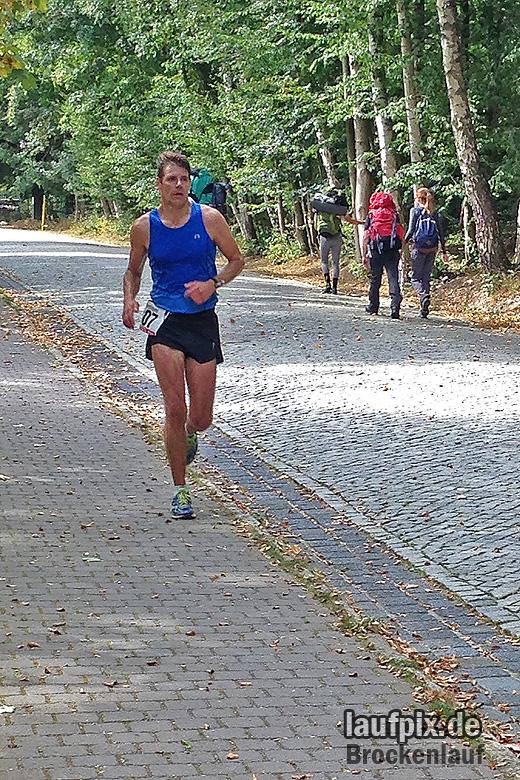 Brockenlauf 26km Ziel 2016 - 32