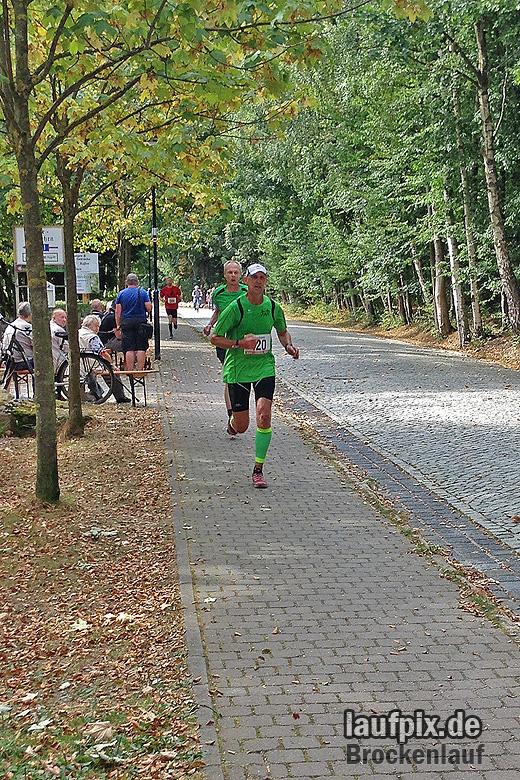 Brockenlauf 26km Ziel 2016 - 35
