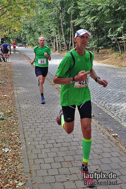 Brockenlauf 26km Ziel 2016 - 36