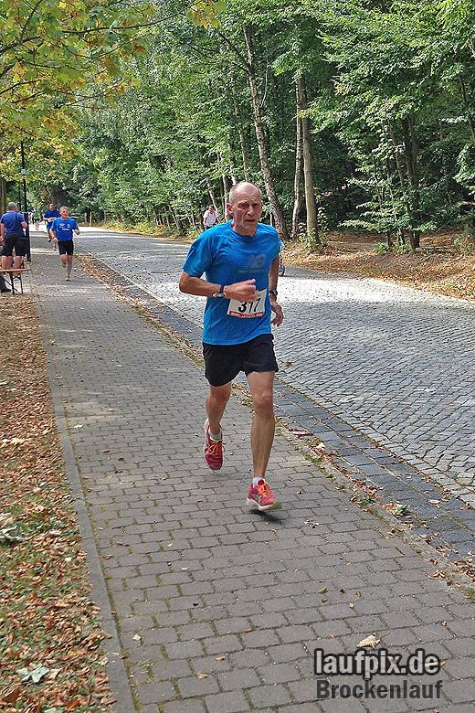 Brockenlauf 26km Ziel 2016 - 39