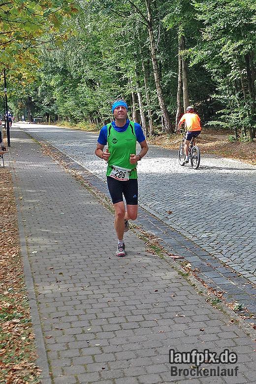 Brockenlauf 26km Ziel 2016 - 42