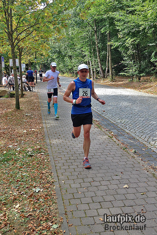 Brockenlauf 26km Ziel 2016 - 43