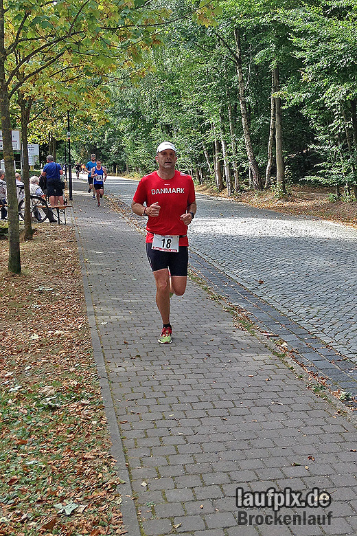 Brockenlauf 26km Ziel 2016 - 47