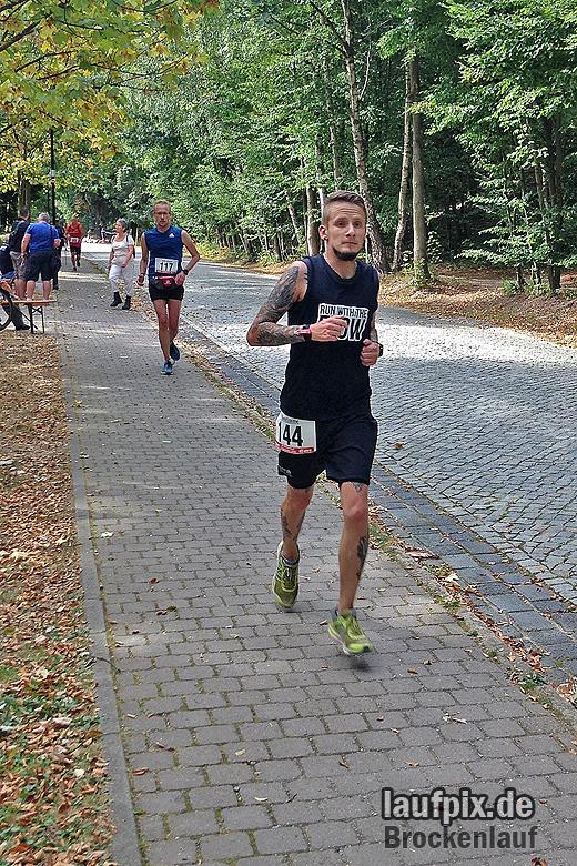Brockenlauf 26km Ziel 2016 - 51