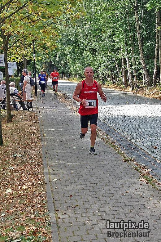 Brockenlauf 26km Ziel 2016 - 53