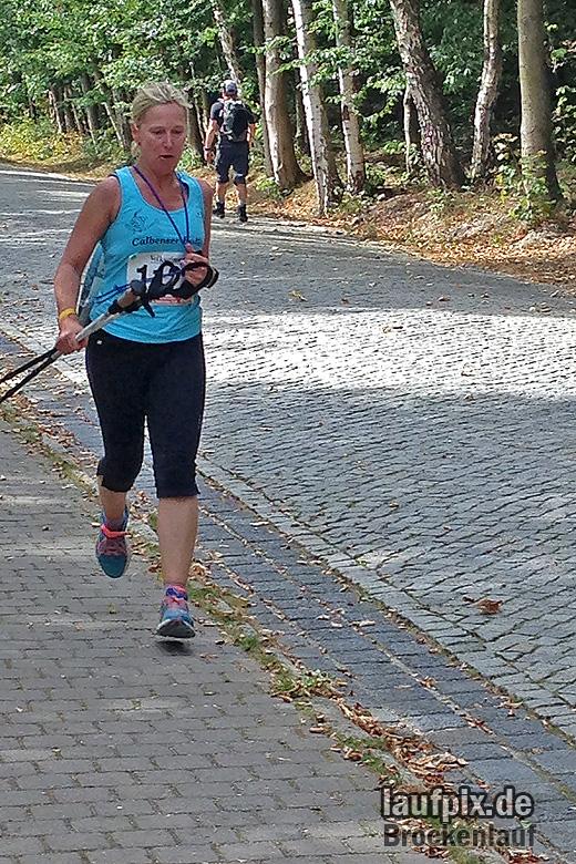 Brockenlauf 26km Ziel 2016 - 61