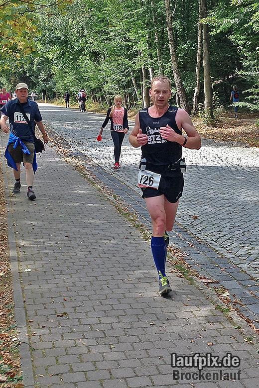 Brockenlauf 26km Ziel 2016 - 64
